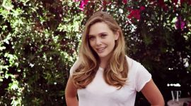 Elizabeth Olsen Dishes on Pump-Up songs, Guilty Pleasures, and the Best Way to Leave a Party