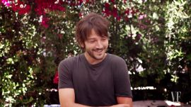 "Diego Luna on His Most Difficult Co-Star, Socks and Sandals and Playing ""The Dude"""