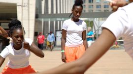The Double Dutch Summer Classic at Lincoln Center