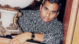 Aziz Ansari Tells the Cool Story Behind His Vintage Rolex Watch