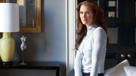 Brooke Shields Has 12 Blended Designs for Decorating Your Home