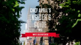 Chopped Cheese: Learn the Story Behind This Iconic Sandwich at White Gold Butchers