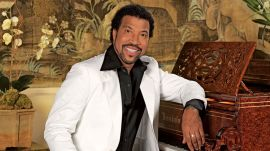 Lionel Richie's Home Is So Welcoming, You'll Want To Stay a While