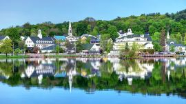 11 of the Best Lake Towns in America