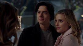 Riverdale Deleted Scene — Betty's Parents Have an Idea for Jughead