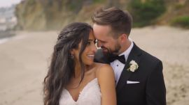 This Year's BRIDES Live Wedding Had a Special Surprise for the Couple