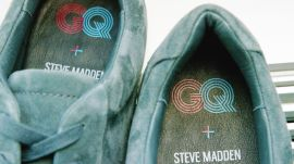 Introducing the GQ x @SteveMadden Capsule Collection
