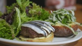 How to Make Hart's Lamb Burger | Cook Like a Pro
