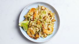 Make Your Favorite Take-Out Pad Thai at Home