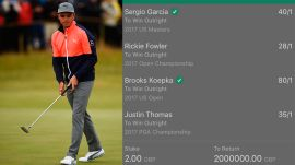 How Rickie Fowler spoiled the greatest golf bet ever