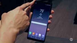 Samsung Galaxy Note 8 hands-on | Ars Technica