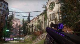 Destiny 2: A world-premiere look at blasting through the new EDZ   Ars Technica