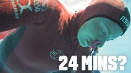 Why It's Almost Impossible to Hold Your Breath for 24 Minutes