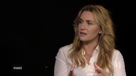 Kate Winslet on Woody Allen, Idris Elba, and the Role That Made Her Want to Cry
