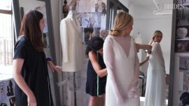 How a Wedding Gown Is Designed