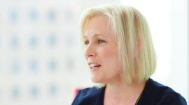 Senator Kirsten Gillibrand Talks to Her 18-Year-Old Self