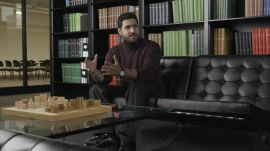 Join Edgar Ramírez For a Tour of Mies van der Rohe's Iconic Chicago Campus | Amazing Spaces