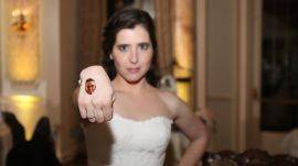 This Hilarious Bride Gave Tattoos to All of Her Wedding Guests
