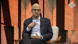 Satya Nadella on Empathy in Business