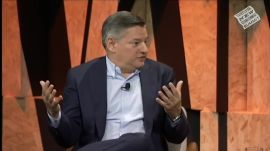 Netflix C.E.O. Ted Sarandos on the Decision to Hire David Letterman