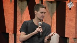 Snap Inc. and Evan Spiegel Set Out to Make a Personal Map