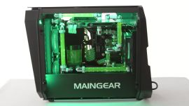 Gorgeous Machines: MAINGEAR Computers