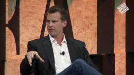Jonathan Nolan: Artificial Intelligence Isn't About Being Smart