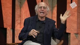 Larry David Tells Graydon Carter Every Single Moment of His Day
