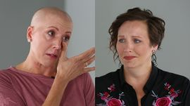 One Woman Newly Diagnosed With Breast Cancer Interviews Someone in Remission