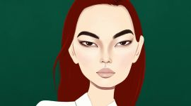 Paco Rabanne Spring Fashion Week Illustration Time Lapse