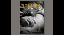 Robot Love: How Design Studio Elastic Built WIRED's November Cover