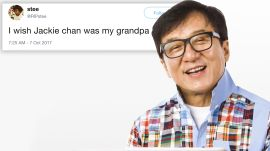 Jackie Chan Goes Undercover on Twitter, Instagram, Reddit, and Quora