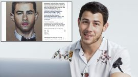 Nick Jonas Goes Undercover on Twitter, Instagram, Reddit, and Quora