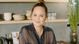 Chrissy Teigen Tours Her Home, Talks Marriage, and Plays John Legend's Piano