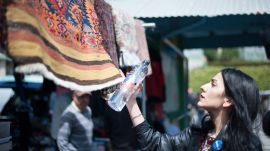 Ghazaleh Khalifeh: Fashion foraging for inspiration in the Bay Area   Inspired to Create