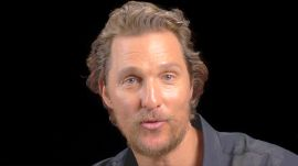 Matthew McConaughey Had a Nostalgic Surprise Birthday Party at His Childhood Cabin