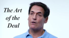 """Mark Cuban and CEOs React to Trump's """"Art of the Deal"""""""