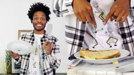 Jermaine Fowler's Brisket Sandwich Is Made from His Favorite Cow