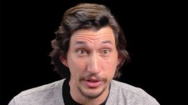 Adam Driver Talks About His Most Favorite Birthday Gift Ever