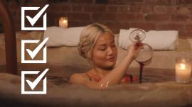 Trying the $450 Red Wine Bath