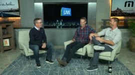Travis Brasher & Ryan Ellis of TravisMathew are on Callaway Live