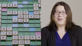 Professional Scrabble Champions Replay Their Greatest Moves