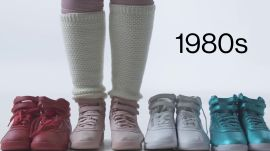 100 Years of Women's Sneakers