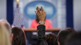 Sarah Huckabee Sanders's Pre-Thanksgiving Press Briefing