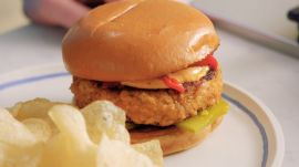 There's a Salmon Burger In Your Pantry!