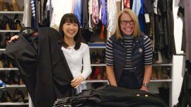 Katie Couric Learns How To Organize from Expert Marie Kondo