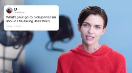 Ruby Rose Answers Questions From Her Biggest Twitter Fans