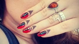7 of the Cutest Cuticle Tattoos
