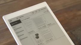 The reMarkable paper tablet: An e-reader you can write on