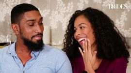 #RelationshipGoals: Engaged Couples Talk About Their First Dates IRL